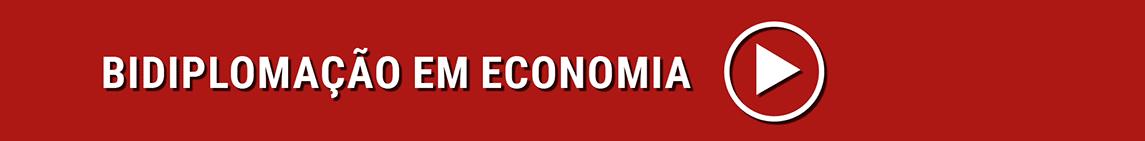 O formado em em Relações Internacionais, pode optar por fazer a bidiplomação em Economia, com apenas mais um ano de estudos. A bidiplomação reforça a capacidade competitiva de quem quiser trabalhar no setor empresarial, onde estão excelentes oportunidades de emprego. O formado terá um horizonte profissional ainda mais promissor e estará mais apto para enfrentar a dura concorrência no mercado de trabalho.