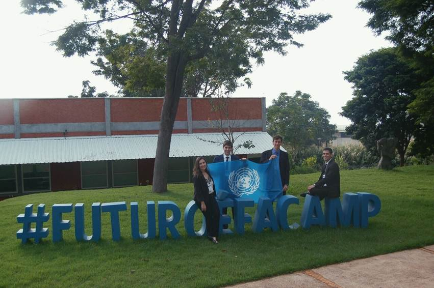 VIII FACAMP INVITATIONAL MODEL UNITED NATIONS