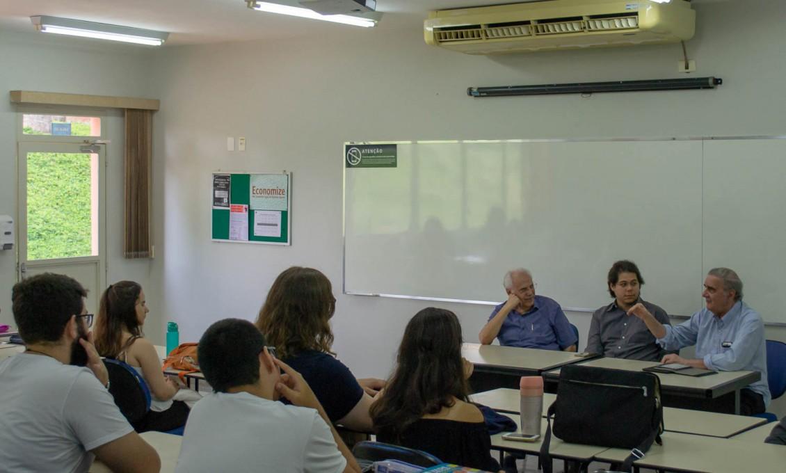 Seminário Interfaces entre empresa e poder público: legalidade, governança e eficiência do Estado