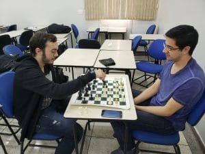 Liga de Xadrez
