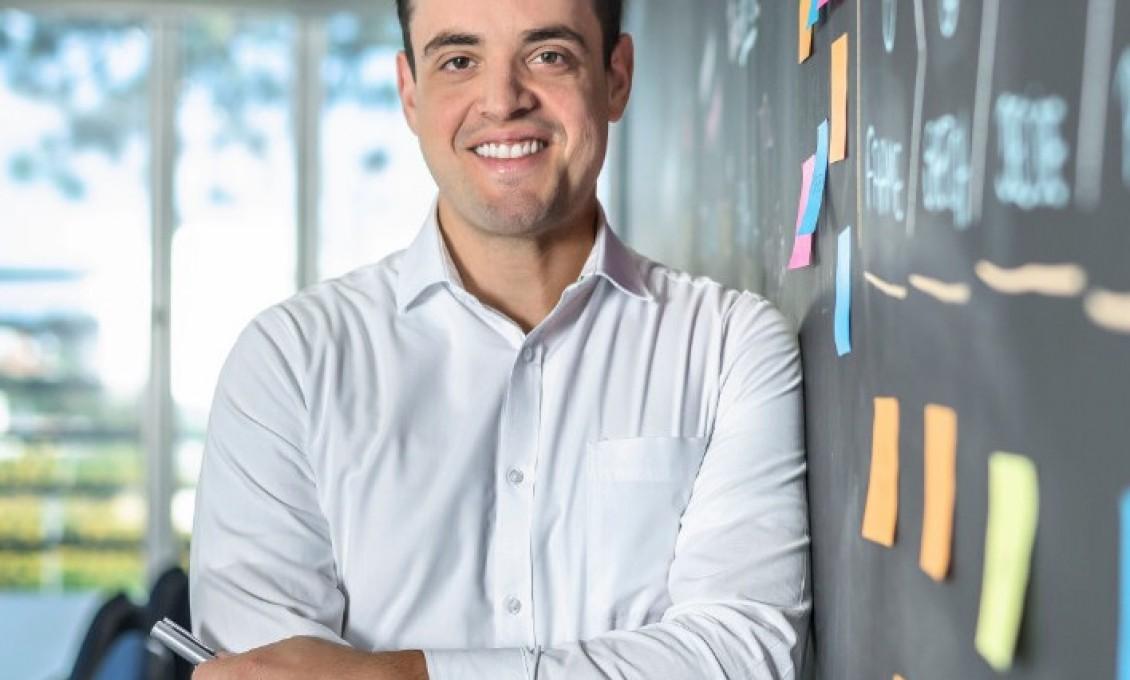 Palestra sobre Inovação Organizacional do Diretor de Estratégia e Inovação da CPFL, Rafael Lazzaretti