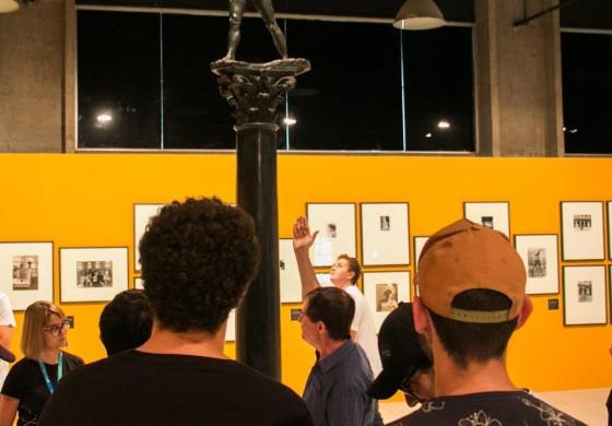 Exposição Rodin no Instituto CPFL