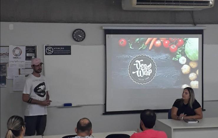 Veg Wrap Fresh Food, cliente da Agência de Propaganda e Pesquisa de Mercado FACAMP