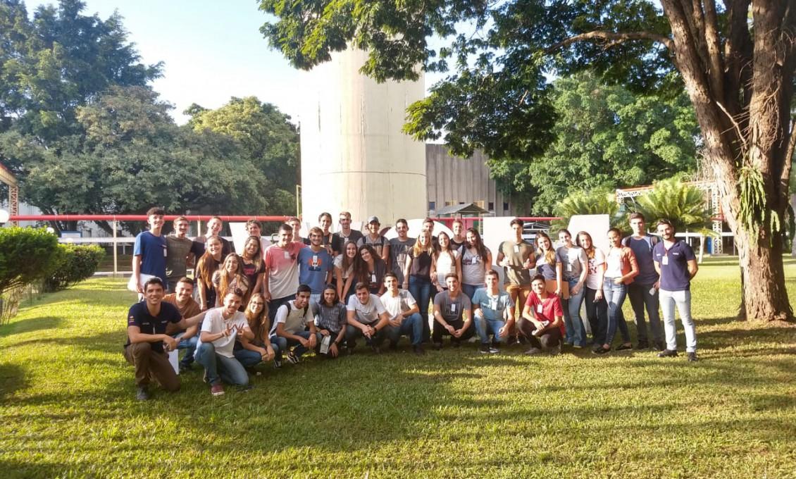 Visitas a empresas dos alunos das Engenharias da FACAMP