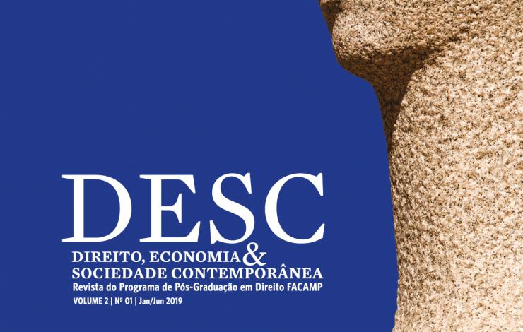 Publicado o volume 2 da Revista DESC