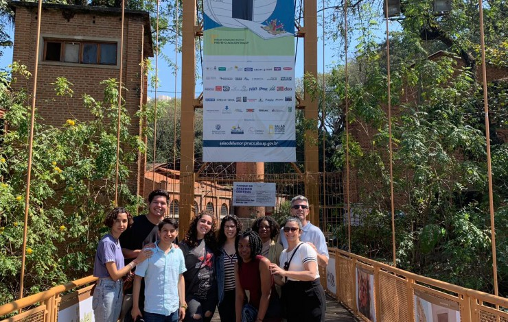 Alunos do MBA Internacional visitam Piracicaba