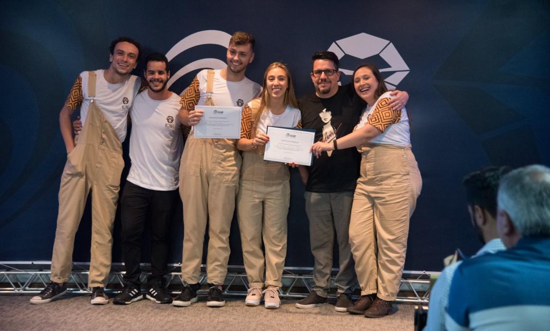 Prêmio melhor TCC do curso de Propaganda e Marketing de 2019