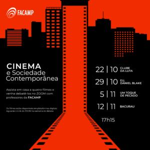 Cinema e Sociedade Contemporânea